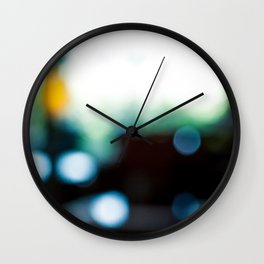 Light #2 Wall Clock