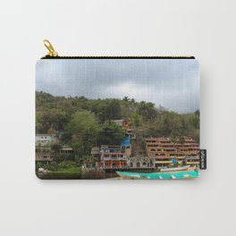 Dreamy Mexican Beach Day Carry-All Pouch