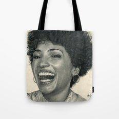 Jasika Nicole Traditional Portrait Print Tote Bag