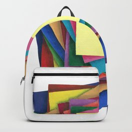 Paper Illusion Backpack