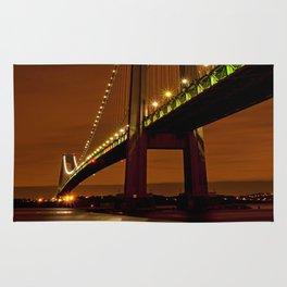 Verrazano-Narrows Bridge Rug