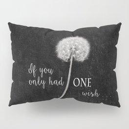 One Wish Pillow Sham