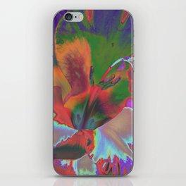 Extreme Gladiolus iPhone Skin