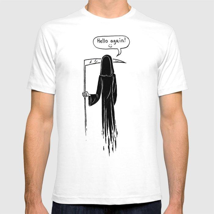 Hello again! T-shirt