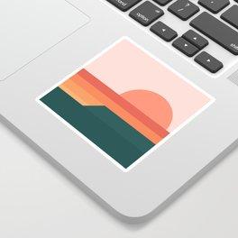 Sunseeker 08 Landscape Sticker