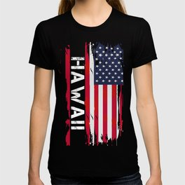 Hawaii Print, Gift & Souvenir For The People Of Hawaii T-shirt