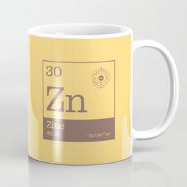 Periodic Elements - 30 Zinc (Zn) Coffee Mug