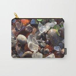 Glass beach California Carry-All Pouch
