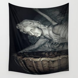 The Angel of GOD Wall Tapestry