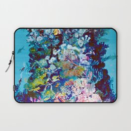 The Barrier Reef, AUSTRALIA               by Kay Lipton Laptop Sleeve