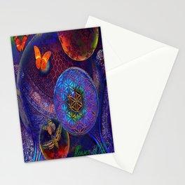 Sheikh Lutfollah Mosque Flower Stationery Cards