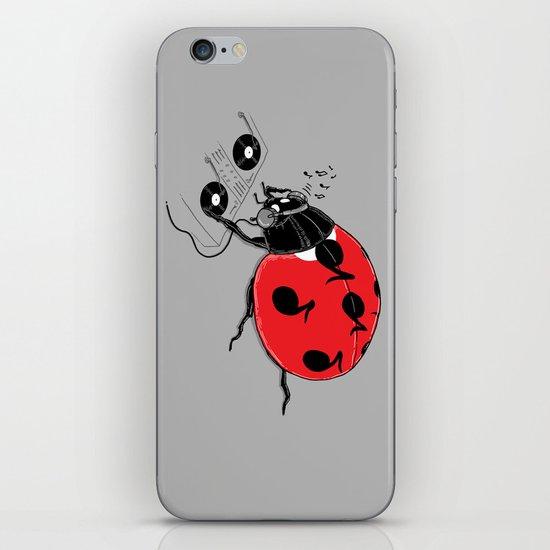 DJ beatLE  iPhone & iPod Skin