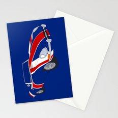 Shaguar (On Blue) Stationery Cards