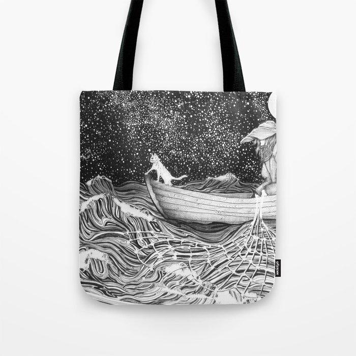 The Fisherman's Companion Tote Bag