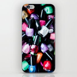 her options  iPhone Skin