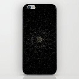 space night/ Zeit der Sterne iPhone Skin