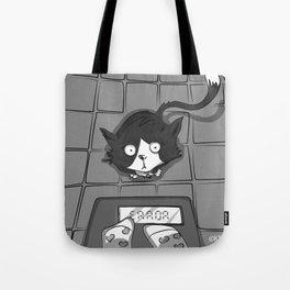 Illustration Black&white Tote Bag