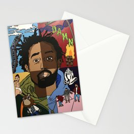 Four Voices Stationery Cards