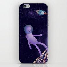 omodellospazio iPhone & iPod Skin