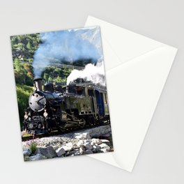 Steam Railway Furka-Bergstrecke Stationery Cards