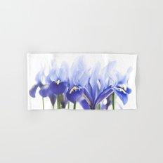 Bue Iris 2 Hand & Bath Towel