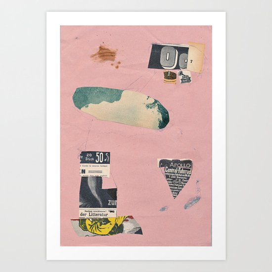 Apollo 7 Art Print