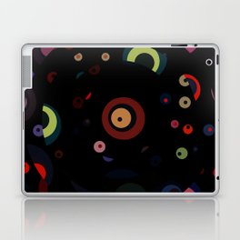 3 ring circus Laptop & iPad Skin