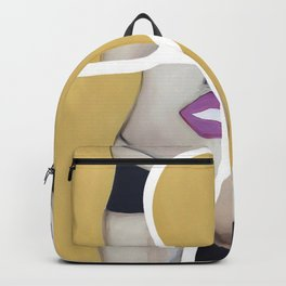 Hour Glass Backpack