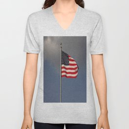 These Colors don't Bleed Unisex V-Neck