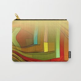 colormix -1- curtain and more Carry-All Pouch