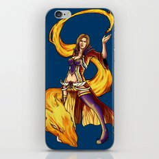 Royal Mage iPhone & iPod Skin