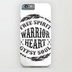 Warrior Heart Slim Case iPhone 6s
