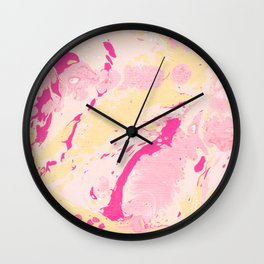 Marble texture 13 Wall Clock