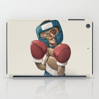 ali iPad Cases featuring Ali by clogtwo