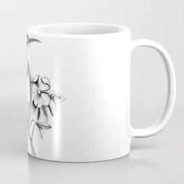 Long Beaked Bird Coffee Mug