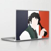 grantaire Laptop & iPad Skins featuring GRANTAIRE – LES MISÉRABLES by K. Frank