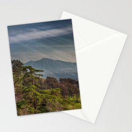 Far Away Stationery Cards