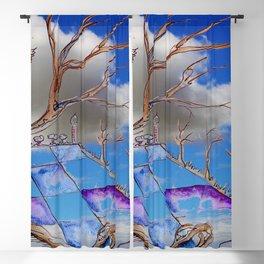 Jester B's Tree Blackout Curtain