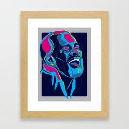 MAELO Framed Art Print