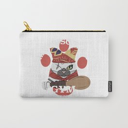 meowscular Carry-All Pouch