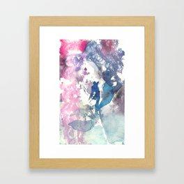 Clairvoyance #1 Framed Art Print