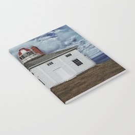 Lighthouse in Newfoundland, Canada Notebook