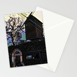 Moulin de la Galette Stationery Cards