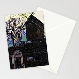 Moulin de la Galette Stationery Cards