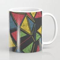 deadmau5 Mugs featuring Techno by Sitchko Igor