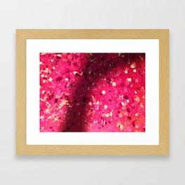 Splatter#2 Framed Art Print