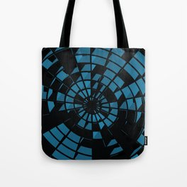 Abstract Dartboard Tote Bag