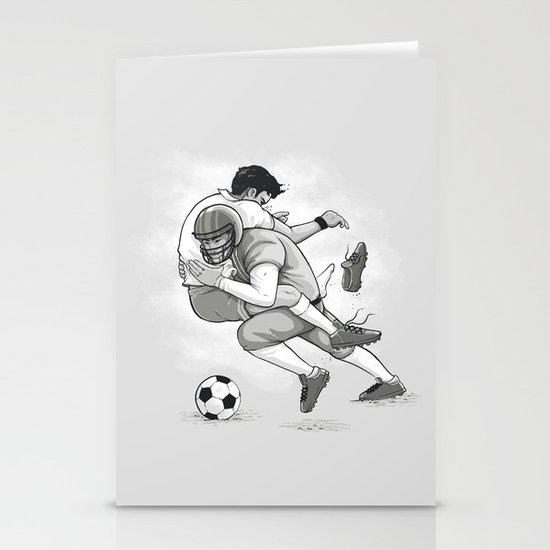 This is Football! Stationery Cards