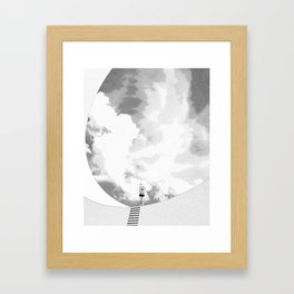 KUMO Framed Art Print