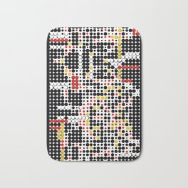 Dot, Dot, Dot Bath Mat